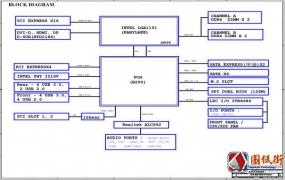Gigabyte GA-B250M-Power Rev1.0技嘉主板电路图纸