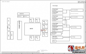 GTX970 GV-N970G1 GAMING-4GD Rev1.0技嘉显卡图纸