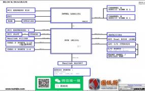 GA-H110M-S2PV DDR3 R1.01技嘉主板电路图纸