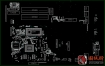 Hasse B5-i54572D1 Quanta TWB JWV神舟笔记本点位图