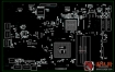 HP 15-J 15CRU 6050A2548201-MB-A01 PV惠普笔记本点位图