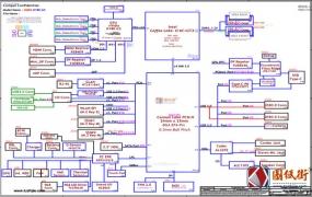 HP OMEN 15-dh0008tx FPC72 LA-H492P FPC54 LA-H481P REV v0.1惠普笔记本图纸