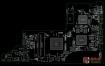 HP DV6 DV7 QUANTA LX67-MB-F DA0LX6MB6H1惠普笔记本点位图