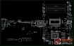 HP 15-cb025ur DAG75AMBAD0 Quanta G75A惠普笔记本点位图BRD