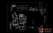 HP 15-f233wm Quanta U8C DA0U8CMB6B0 Rev B惠普笔记本点位图