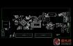 HP ProBook 440 G4 Quanta X81 DA0X81MB6E0惠普笔记本点位图