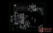 HP 15-P Quanta Y23 Y23A DAY23AMB6F0 DAY23AMB6C0 REV B惠普笔记本点位图