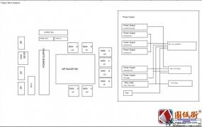 MSI GEFORCE GTX1060 MS-V328 REV:7.0微星显卡电路图