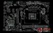 MSI H110M PRO VD(VH) MS-7996 Rev1.3微星主板点位图