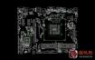 MSI H110M PRO-VD PLUS MS-7A15 REV 1.0 1.2微星主板点位图