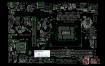 MSI H310M MS-7C08 ver1.0 主板点位图cad