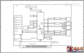 MSI R7 250 2GD3 OC MS-V301 Rev1.1微星显卡图纸
