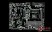 MSI Z370 GODLIKE GAMING MS-7A98 Rev1.0 2.0 2.2微星主板点位图合集