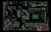 MSI MEG Z490 ACE MS-7C71 V2.0 微星主板点位图CAD