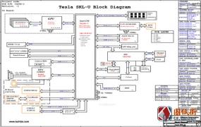 Lenovo 300S-14 LT41 SKL 14292-1联想笔记本图纸