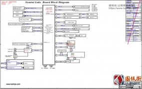 Lenovo V130-15IGM 17839-1 Rev -1联想笔记本图纸