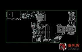 Lenovo w520 T520 Kendo-3 LKN-3 H0222-SC联想笔记本点位图