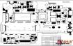 Lenovo 320S Compal CIUYA_YB_SA_SB_SD LA-E541P Rev 0.4 2A笔记本位号图