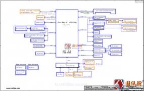 Lenovo 320S LA-E541P Rev 1.0笔记本图纸 主板+小板