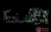 Lenovo Yoga X380 STORM3 LA-F421P rev1.0联想笔记本点位图