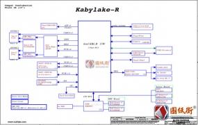Lenovo Yoga730-13IKB LA-F571P REV1.0联想笔记本图纸