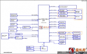 Lenovo小新C340/S340 LA-H102P R0.1联想笔记本电路图