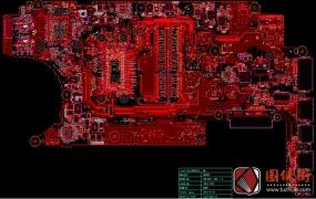 Lenovo E460 BE460 NM-A551 Rev 1.0联想笔记本点位图 BRD+CAD+PDF