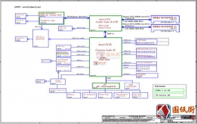 Lenovo Y7000 EY515x EY517 EY519 EY520 NM-B701 REV 0.1联想笔记本图纸