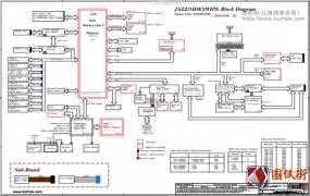 Thinkpad X390 T490s LCFC NM-B891 Ver 1.0联想笔记本图纸