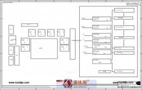 NVIDIA RTX 2080 PG180-A02 Rev A显卡图纸